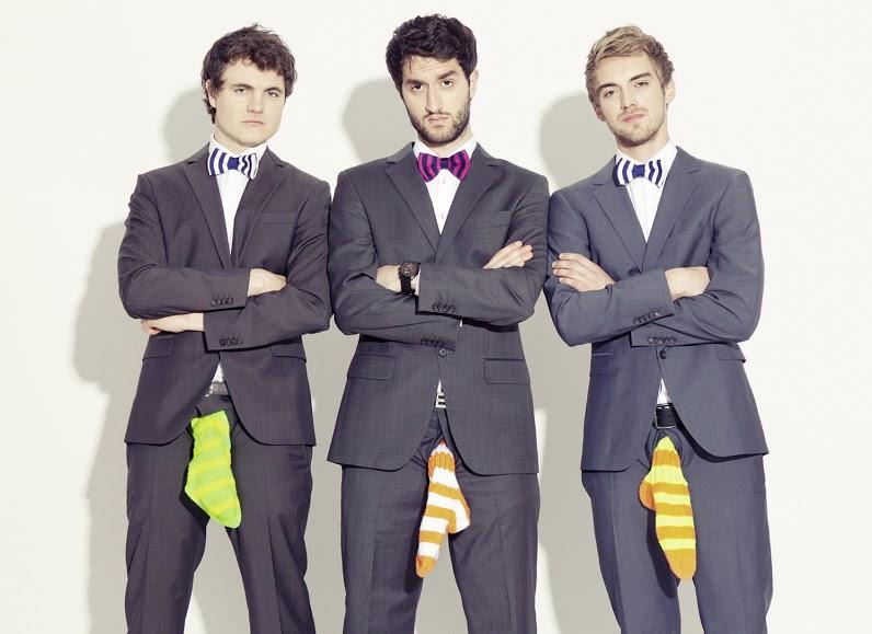Phil, Oguz und TC
