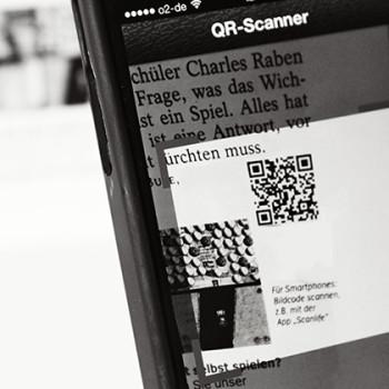 QR-Codes: Was steckt hinter dem Fleck?